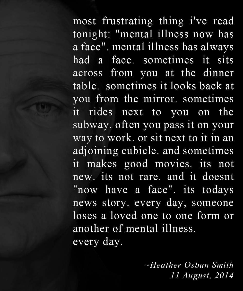 Robin Williams/Heather Osbun Smith